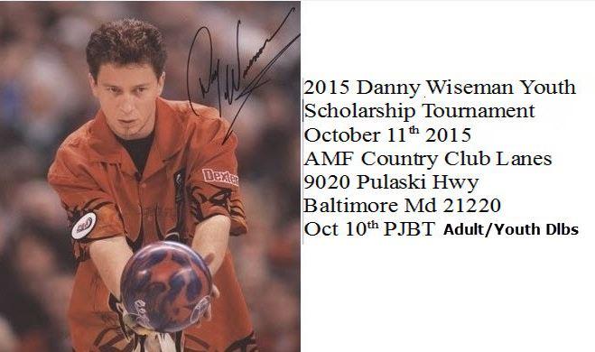 October 2015 Danny Wiseman